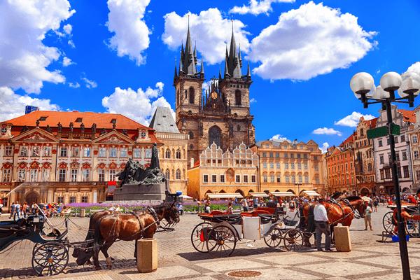 Prag Ostern Böhmen