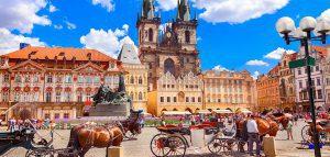 Prag Ostern